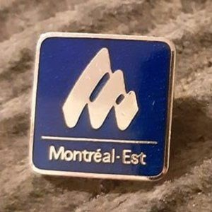 Montreal - Est Hat Pin, Rare Find